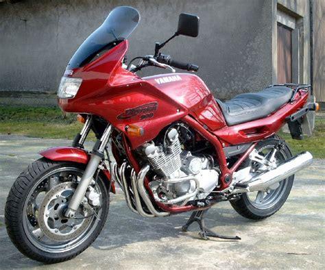 Motorrad Yamaha Diversion 900 by Yamaha Xj 900 S Diversion Baujahr 1995 Datenblatt