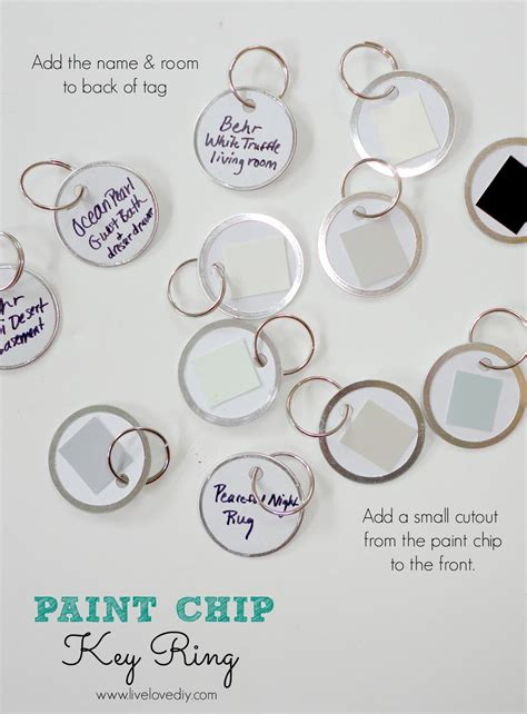 how to get a paint chip off the wall livelovediy 10 painting tips tricks you never knew