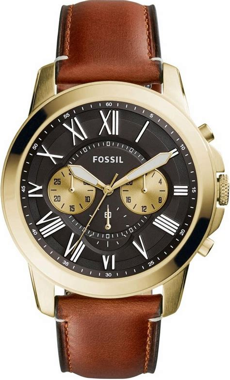 Fossil Fs5297 By Fossil fossil chronograph 187 grant fs5297 171 kaufen otto