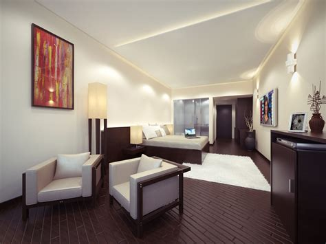 hotel interiors shanth 3d hotel interior bedroom