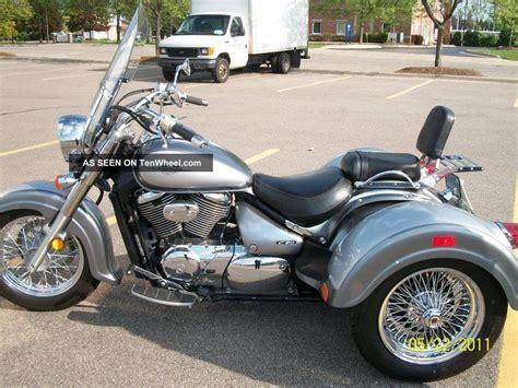 Suzuki Trike 2006 Suzuki Blvd Lehman Trike 805cc Motorcycle