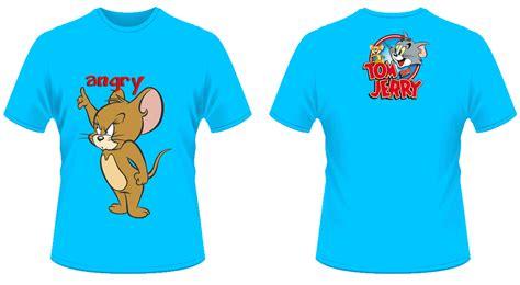 tshirt kaos tom jeri jerry collections t shirts design