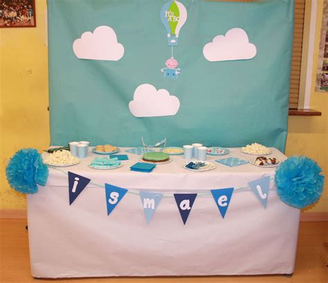 Como Decorar Para Baby Shower De Ni O by Como Decorar Una Mesa Parababy Shower Como Decorar Una
