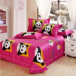 Panda Bed Set Panda Bear Bedding Set Ebeddingsets