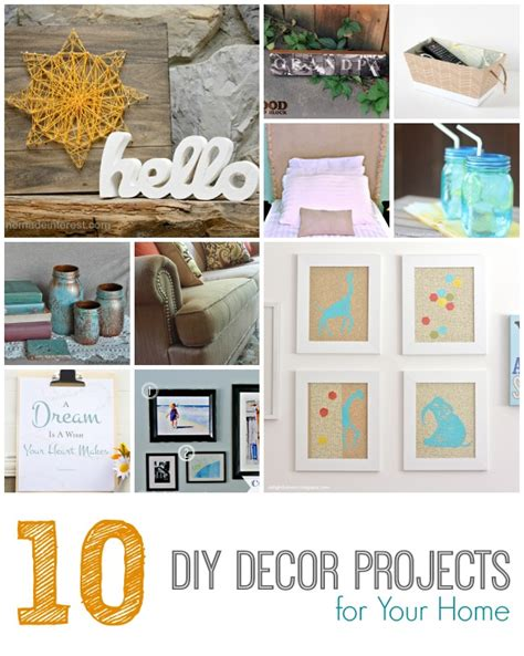 easy home projects for home decor share it thursday 55 tgif this grandma is fun