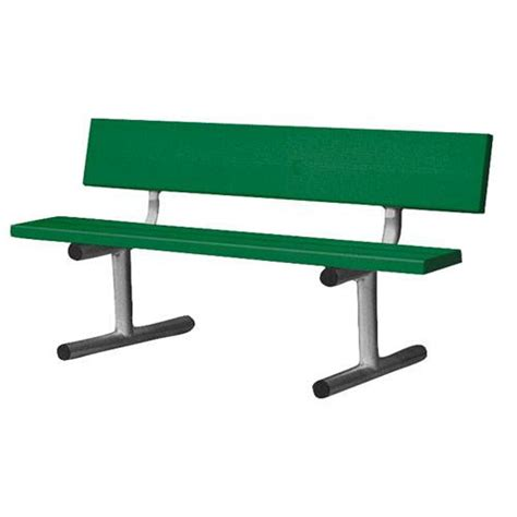 sports benches athletic connection 5 portable bench with back sports