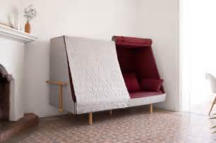 Hide A Bed Sofa Orwellian Cabin Sofa A Private Blanket Fort For Adults