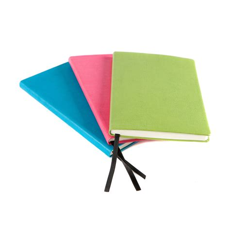 A5 Casebound Notebook Journal Belluno Leather Look Top - notebooks jotters puandleathergoods