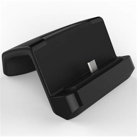 Micro Usb Dock Charger For Samsung And Other Smartphones kidigi micro usb station charging cradle lc vub