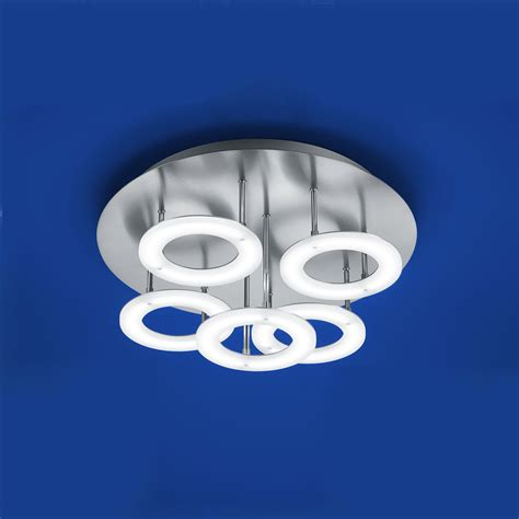 deckenleuchter led b leuchten mica led deckenleuchte dimmbar 70290 5 92