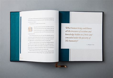 creative layout design book beautiful passages from books