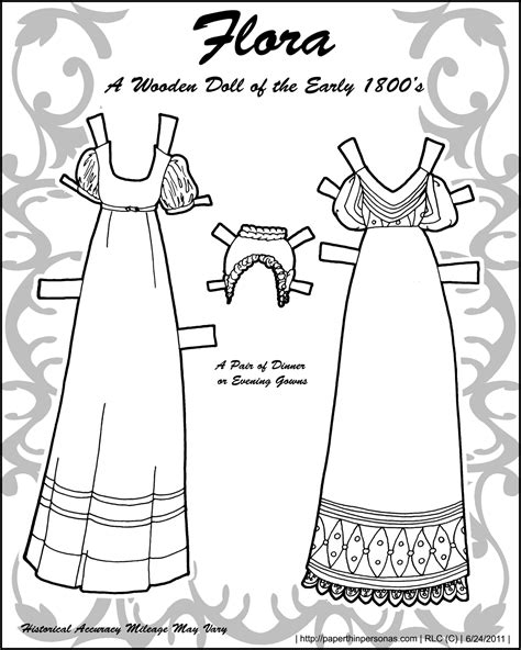 fashion doll outline fashion model outline coloring coloring pages