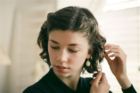 quick and easy retro hairstyles the hair parlor quick easy vintage hairstyle the
