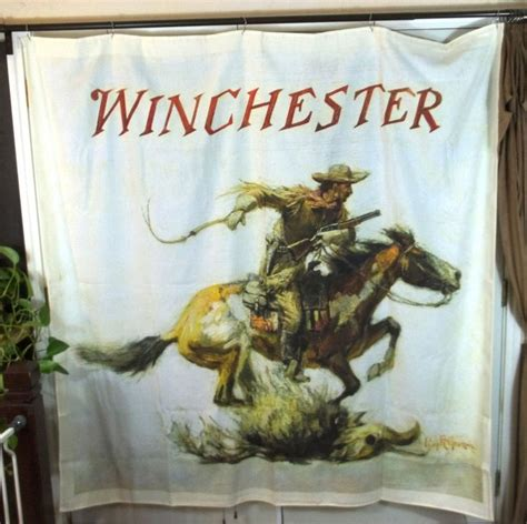 winchester shower curtain 1000 ideas about western curtains on pinterest western