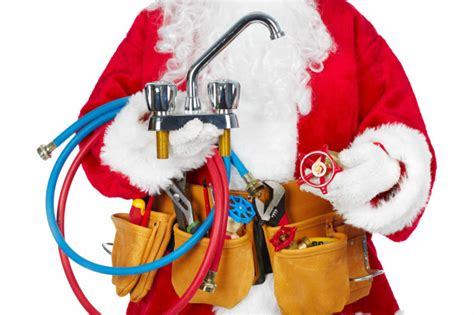 Santa Plumbing by The Reasons For Plumbers Becoming So Busy