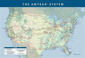 Amtrak Train Map by Amtrak Map Www Imgarcade Com Online Image Arcade