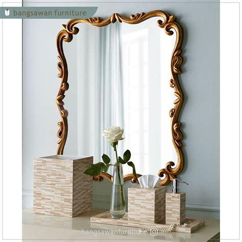 Cermin Dan Figura Ukir Kaca jual pigura kaca kayu ukir cantik toko mebel klasik