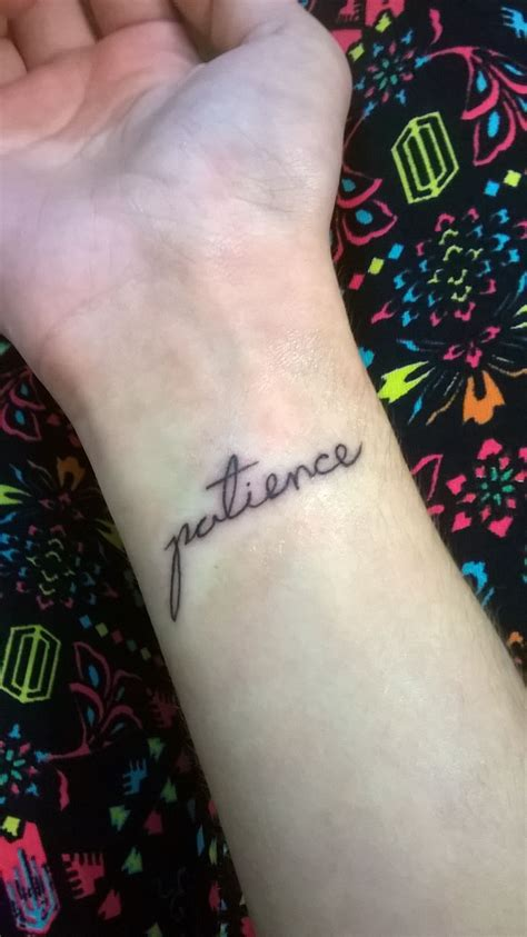 gun n roses tattoo patience guns n roses