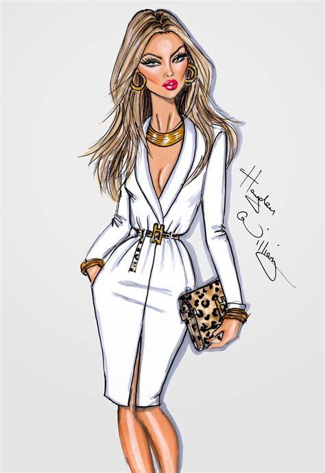 fashion illustration hayden williams harleen bharj hayden williams