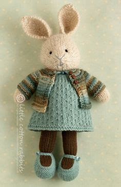 free rabbit knitting pattern uk 1000 images about knitting toys on toys for