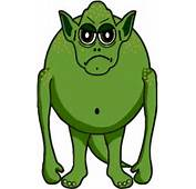 Green Monster Cartoon  ClipArt Best