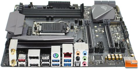 Asus Rog Z270g Strix Gaming asus rog strix z270g gaming matx motherboard review page