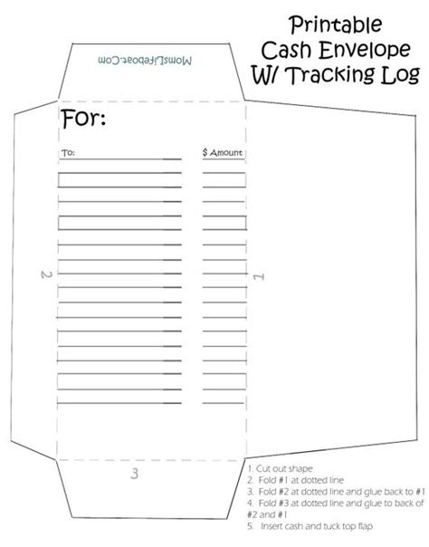 printable envelope guide pinterest the world s catalog of ideas