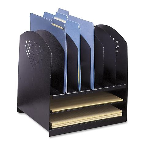 Safco Rack Desktop Organizer Ld Products Desk Top Organizer