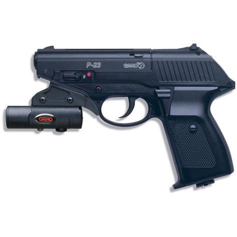 Gamo P23 177 Bb gamo 174 p 23 combat laser air pistol 143347 air bb