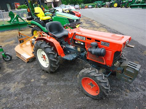 kubota b7100 1983 kubota b7100 tractors compact 1 40hp