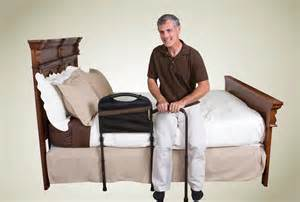 Bed Handrails For Elderly Knee And Hip Replacement On Point With Senior Health And