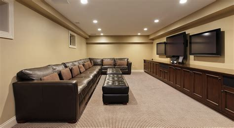 best basement design 25 top modern basement design ideas