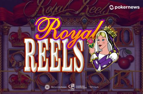 royal reels slot play  win   king demo included pokernews