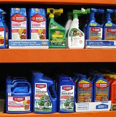 Shelf Of Pesticides by Backyard Pesticide Use May Fuel Bee Die Offs Wired