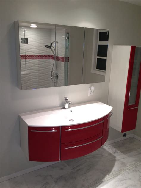 red bathroom vanity red bathroom vanity spaces with bathroom vanity black