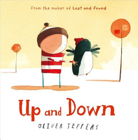 libro up and down up and down amazon co uk oliver jeffers 9780007263851 books