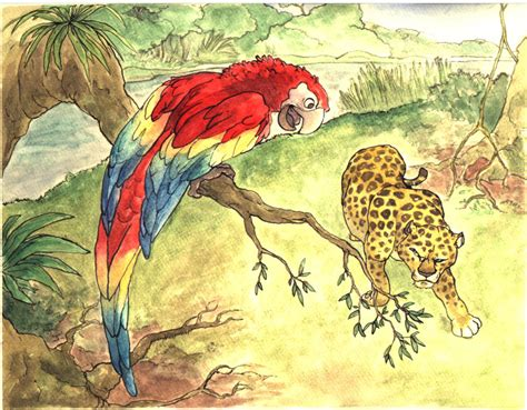 quot el loro pelado cuentos de la selva quot de horacio quiroga cuentos m 225 gicos el loro pelado horacio quiroga