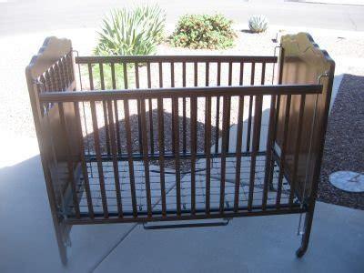 Bassett Baby Cribs Bassett Crib For Sale From Mesa Arizona Maricopa Adpost Classifieds Gt Usa Gt 8136 Bassett