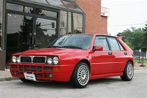 Lancia Delta Integrale Sale 1993 Lancia Delta Integrale For Sale Rightdrive Usa