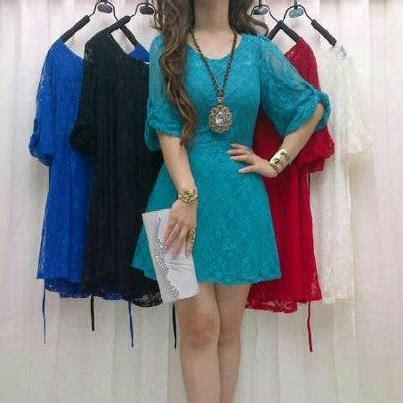 Dress Wanita Atasan Murah Maxi Dress Deja Top atasan blouse jual baju dress wanitabaju muslim modis