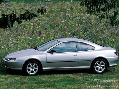 peugeot 406 coupe v6 peugeot 406 coup 233 3 0 v6 24v katalog samochod 243 w