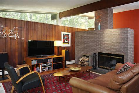 mid century modern living room furniture home interior
