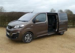 Peugeot Vans Reviews Peugeot Traveller 2016 Review Honest