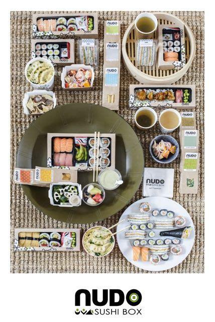 nudo sushi box delivery nudo sushi box newcastle google search branding