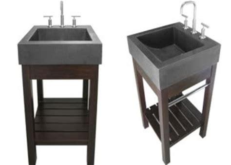 concrete sinks articles
