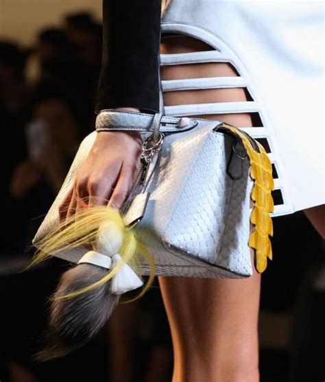 Field Designs Shoes And Clutch For Payless Catwalk by Runway Fendi By The Way Small Python Satchel Bag Nawo