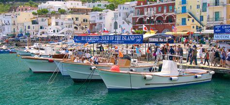 Colorful Beach Houses Capri Italy Marina Grande Info Amp Photos