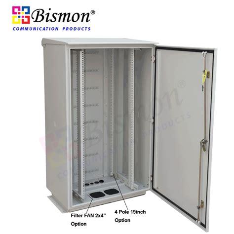 Cabinet Rack by 27u Outdoor Cabinet Rack 19inch 60x50cm Bismon