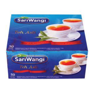 Teh Celup Poci Vanilla 25 Tea Bag klikindogrosir