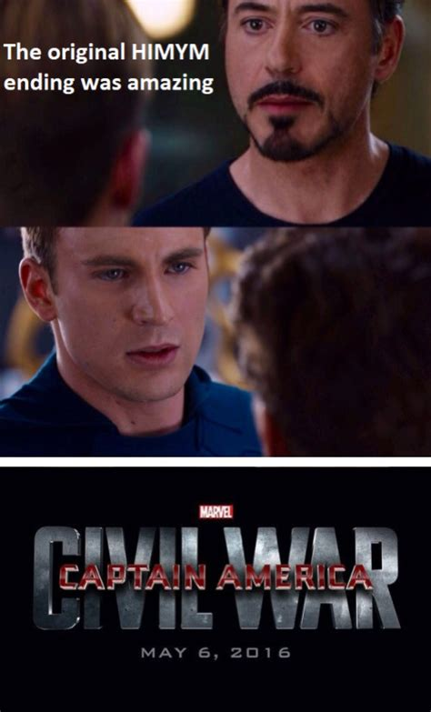 Civil War Meme - superman meme